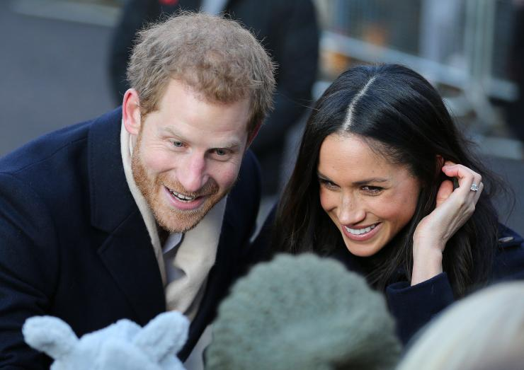 Both Meghan and Harry have to navigate the minefield of Royal protocol before they can finalise any wedding arrangements