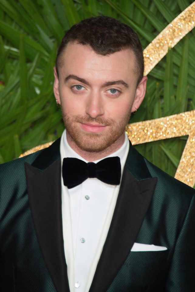 Sam Smith on Watch What Happens Live,joked about what a gaffe he made of bowing to Prince Harry
