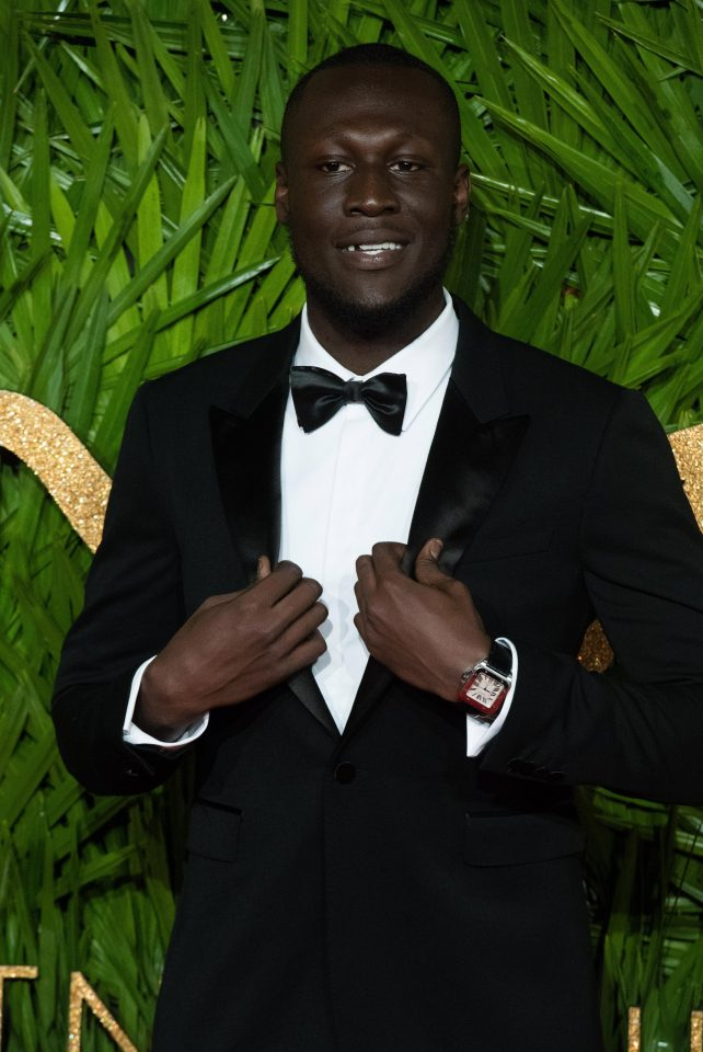 Stormzy has been under fire recently for old tweets showing him using homophobic slurs
