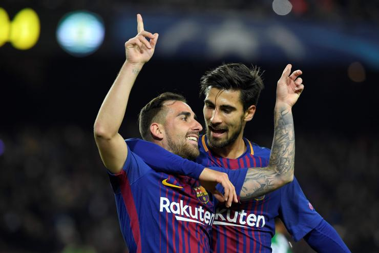 Barcelona are the most likely option for Chelsea in the last-16 draw