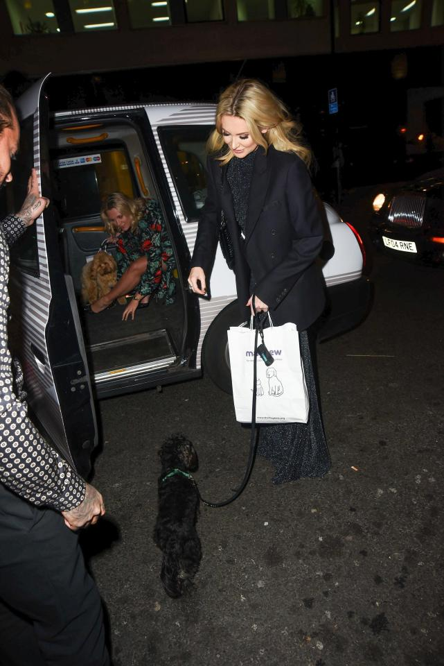 Pete Wicks and Stephanie Pratt were seen leaving a Christmas charity bash together last night and now we can reveal they've swapped numbers and plan to meet up again