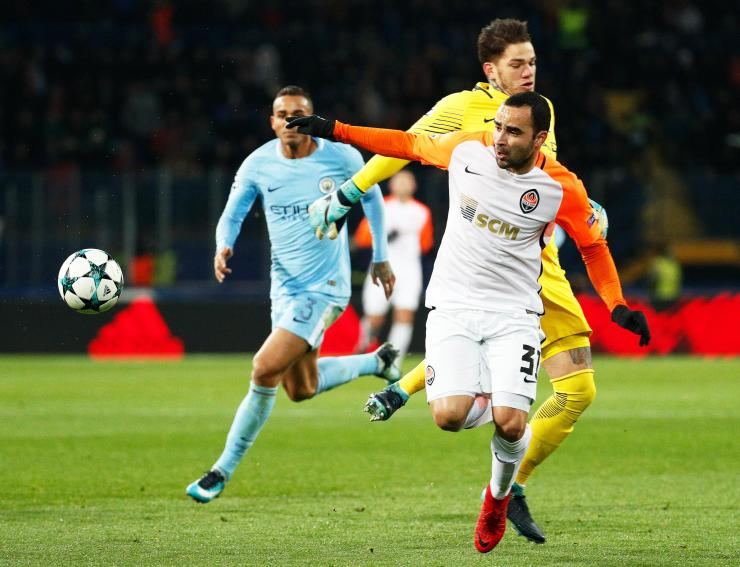 Question marks will be raised over Ederson's failure to deal with the ball