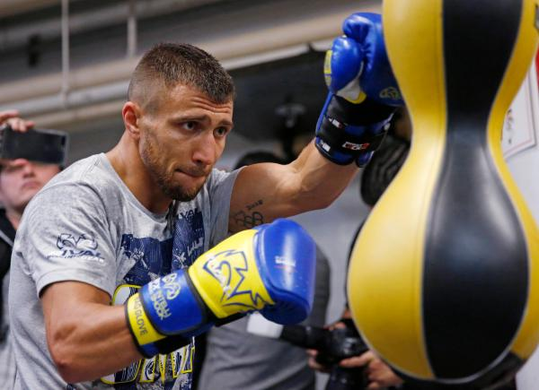 Lomachenko vs Rigondeaux undercard: Packed night of boxing ...