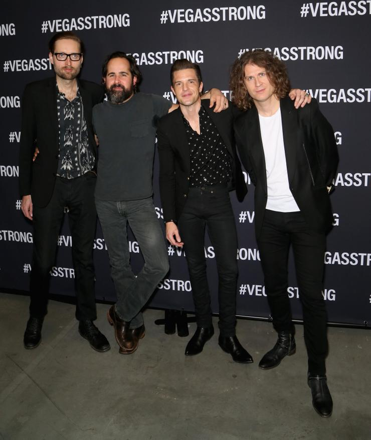 The Killers latest UK stadium gigs will be the first stadium shows since playing at Wembley Stadium, London in June 2013