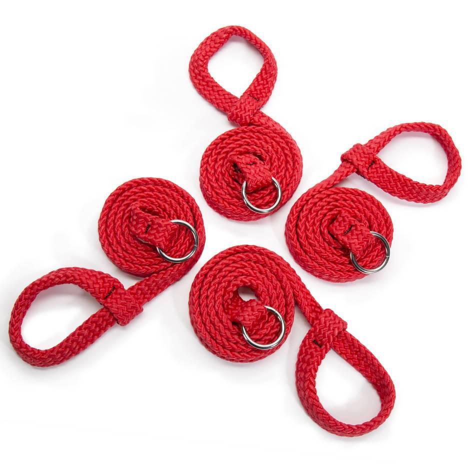 Bondage Boutique soft bondage restraints, £22.99, lovehoney. co.uk