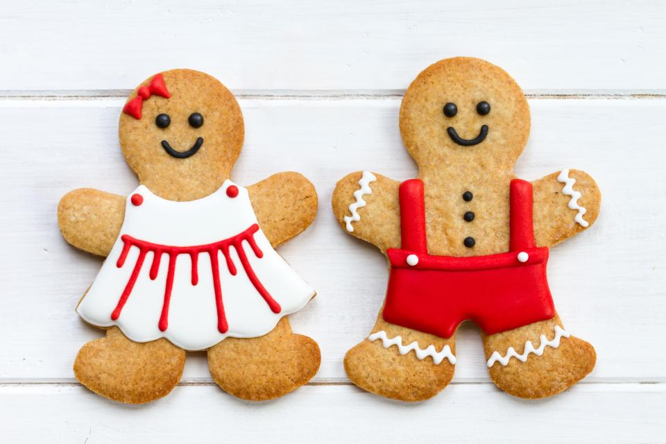 Gingerbreads are an aphrodisiac