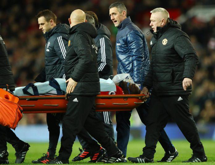 Romelu Lukaku left the field to a warm ovation from Old Trafford fans