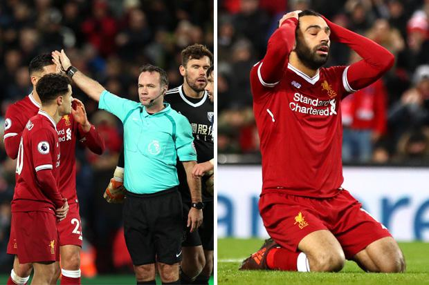 liverpool 0 west brom 0 match highlights dominic solanke has goal ruled out as reds fall short at home again
