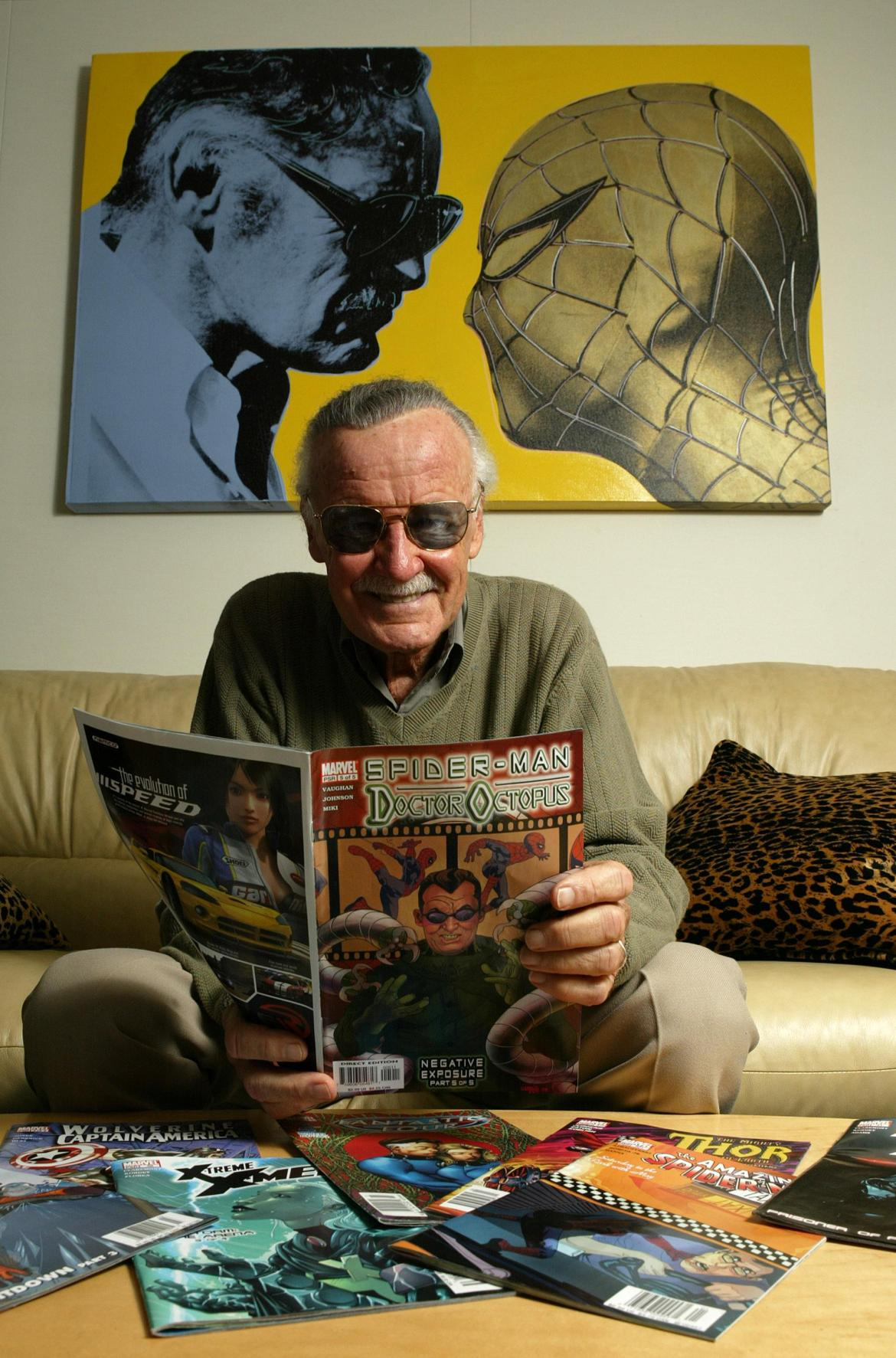 Stan Lee's lawyer denied the allegations in a statement