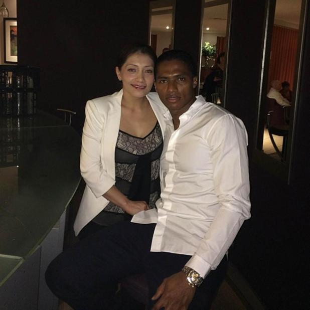 nintchdbpict000267760066 - Aspiring type, 23, feels 'betrayed' after Manchester United star Antonio Valencia wooed her with flirty messages and romantic dates — claiming his wife had left him to move to Spain