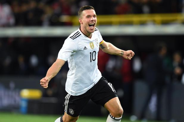 nintchdbpict000310923923 - Ex-Arsenal star Lukas Podolski opens his own kebab shop and fans queue for FIVE HOURS to get a bite