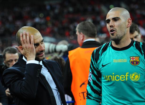nintchdbpict000322771320 - Former Barcelona and Manchester United keeper Victor Valdes retires from football and deletes all his social media accounts