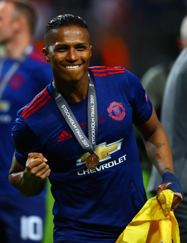 nintchdbpict000326727886 - Aspiring type, 23, feels 'betrayed' after Manchester United star Antonio Valencia wooed her with flirty messages and romantic dates — claiming his wife had left him to move to Spain