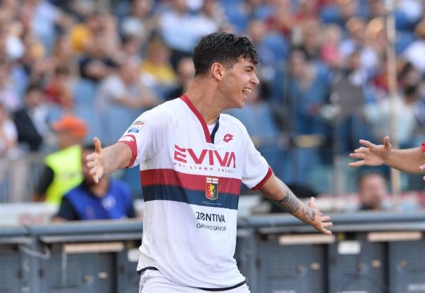 nintchdbpict000354018806 - Monaco agree deal to sign Manchester United and Juventus target Pietro Pellegri from Genoa for £22million