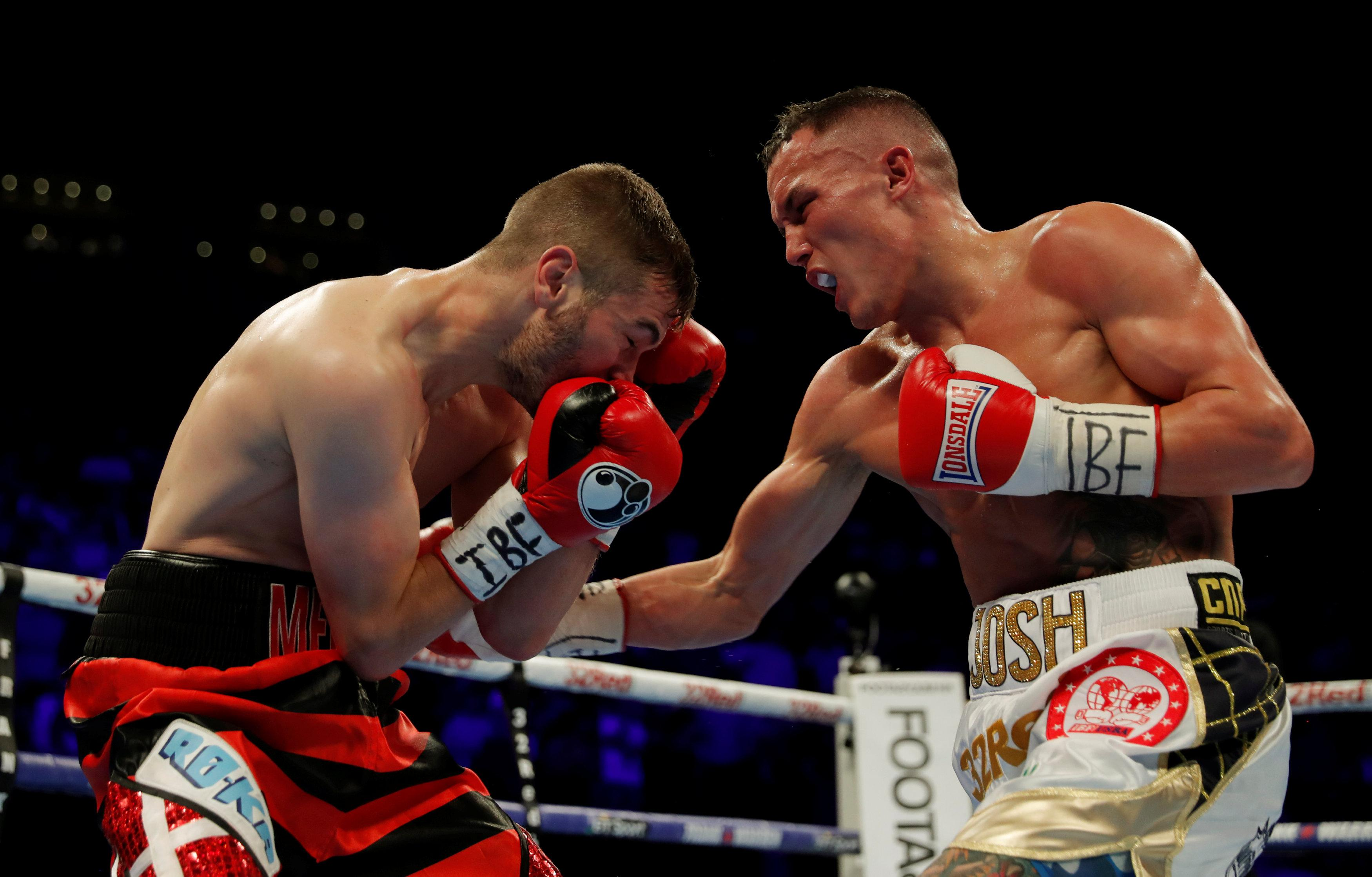 Josh Warrington will be putting his undefeated record on the line against Lee Selby