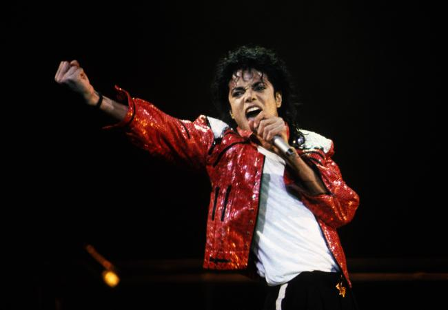 Michael Jackson performed a private concert for Faiq Bolkiah
