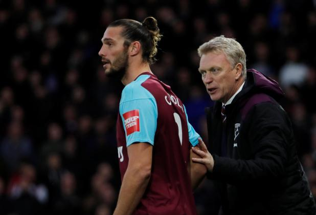 nintchdbpict0003679367211 - West Ham information: David Moyes suffers huge blow with confirmation Andy Carroll will be ruled out for three months with hairline fracture