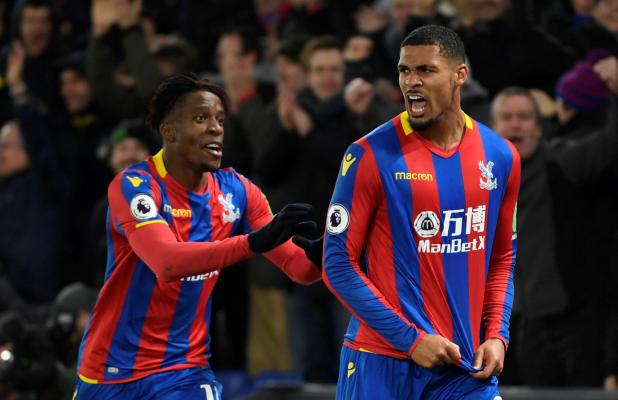 nintchdbpict000369120877 - Crystal Palace pair Wilfried Zaha and Ruben Loftus-Cheek have been on fire in Eagles resurgence under Roy Hodgson