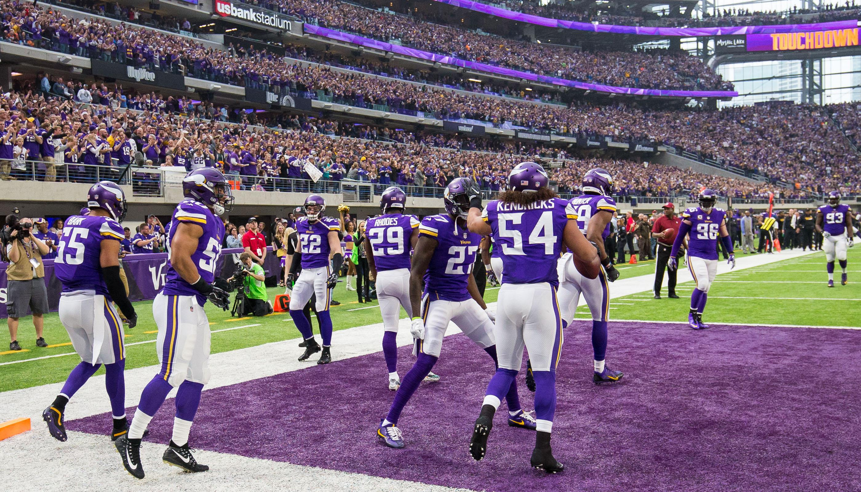 Minnesota Vikings are two wins from making history and playing in a home Super Bowl