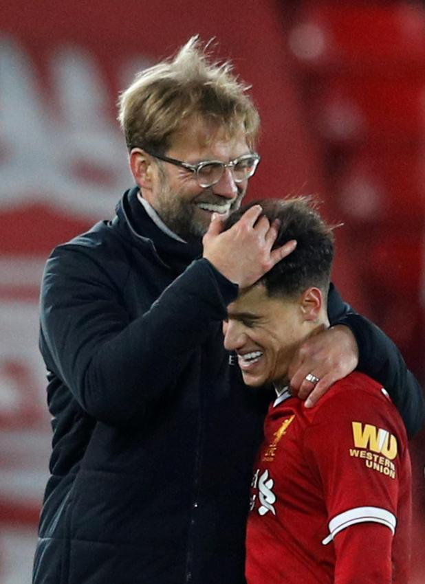 nintchdbpict000374931589 - Liverpool transfer information: Barcelona finally confirm £142m capture of Brazilian star Philippe Coutinho from Liverpool