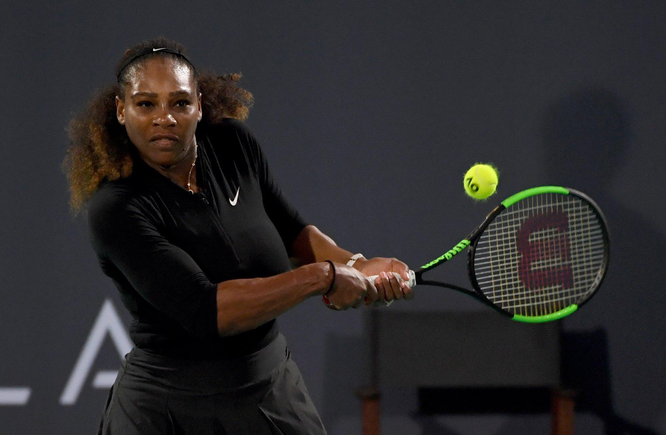 Serena Williams has withdrawn from the Australian Open