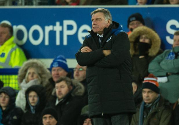 nintchdbpict000375713498 - Everton information: Toffees boss Sam Allardyce hoping to tie up £25m transfer of striker Cenk Tosun 'in next 24 hours'