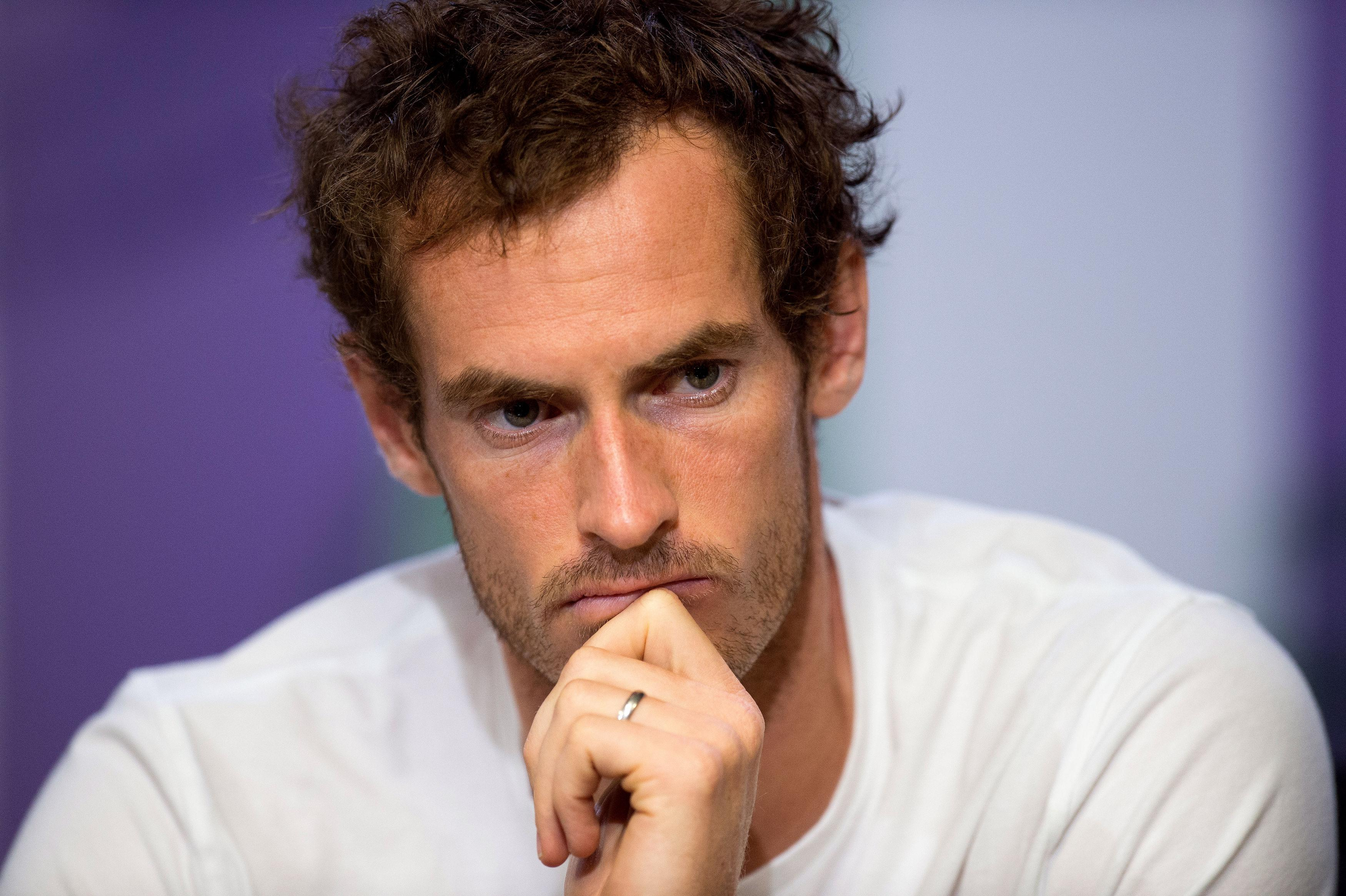 Andy Murray treated fans to a Twitter Q&A when jetlag struck last night