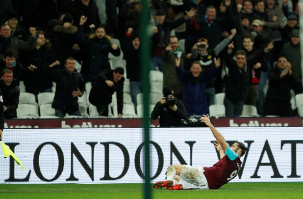 nintchdbpict000375846442 - West Ham 2 West Brom 1: Watch highlights as Andy Carroll bags 94th-minute winner to seal dramatic three points for Hammers