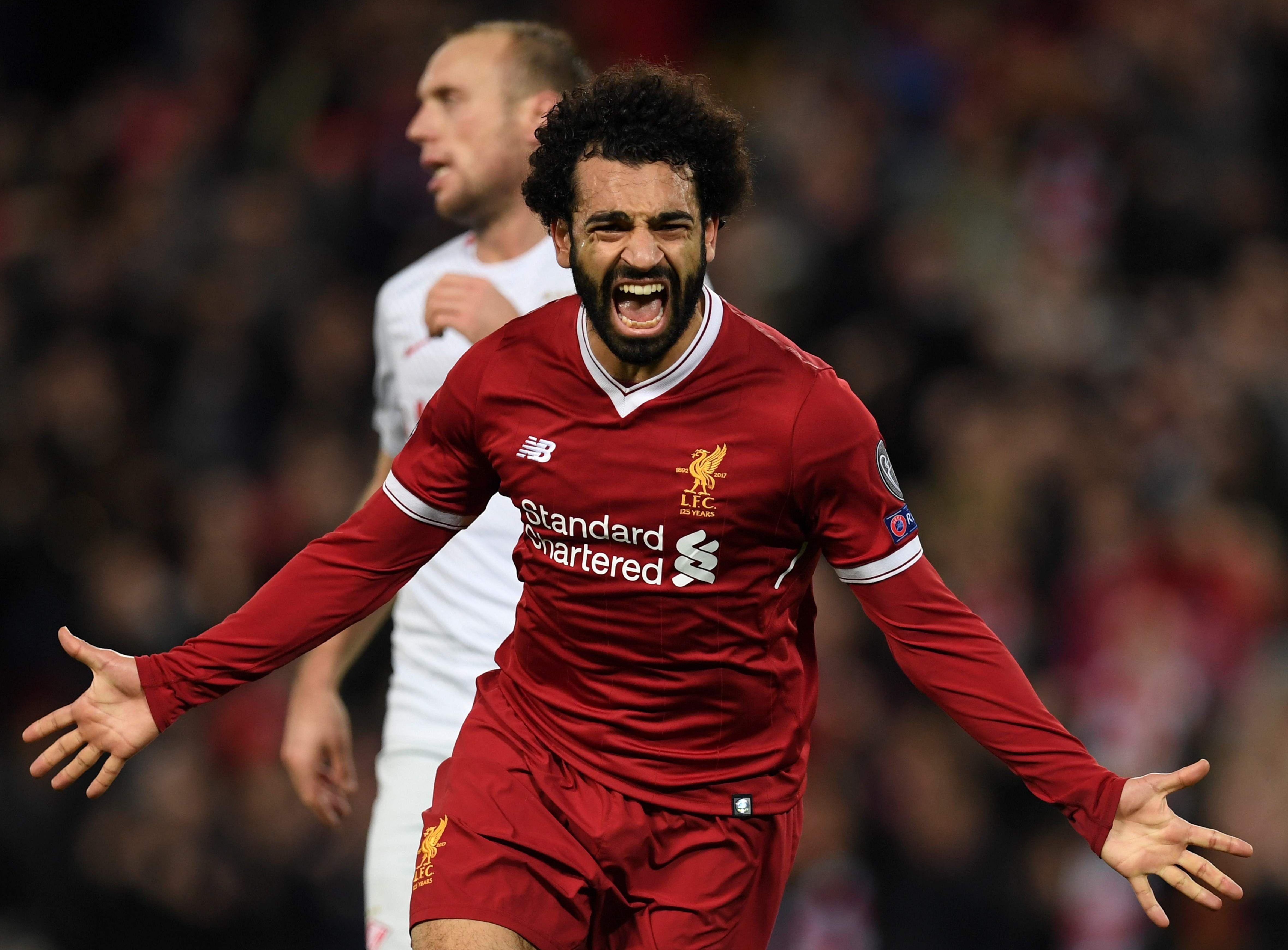 But rely on Mohamed Salah to provide some fireworks on Sunday