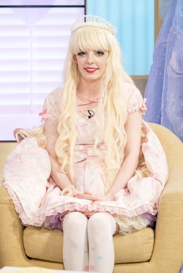 Jaden Smith apareció en el actual esta mañana para hablar acerca de vestirse como una muñeca