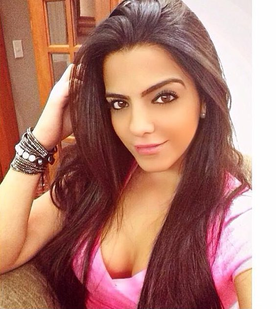Meet Larissa Saad, The Wag Of Tottenham's Champions League