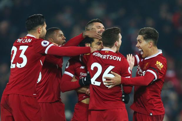 nintchdbpict0003781828691 - Liverpool genuine title contenders next year but Arsenal's torrid season continues… at least they're still the only Premier League 'Invincibles' although: This weekend's top-flight round-up