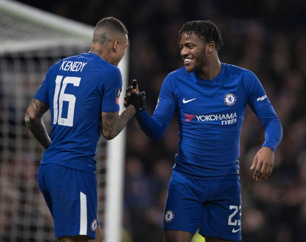 nintchdbpict000378871165 e1516225582644 - Chelsea 1 Norwich 1 (Five-Three pens) match highlights: Willy Caballero the hero as nine-man Blues survive dramatic shootout