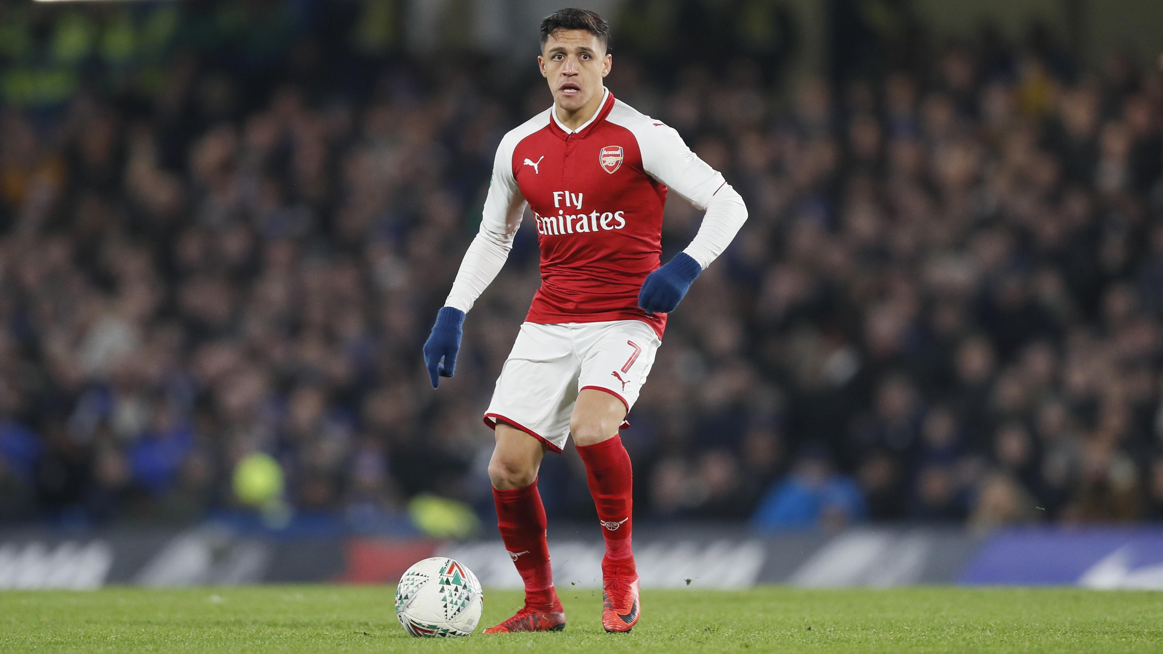 Alexis Sanchez has reportedly said goodbye to his Arsenal team-mates