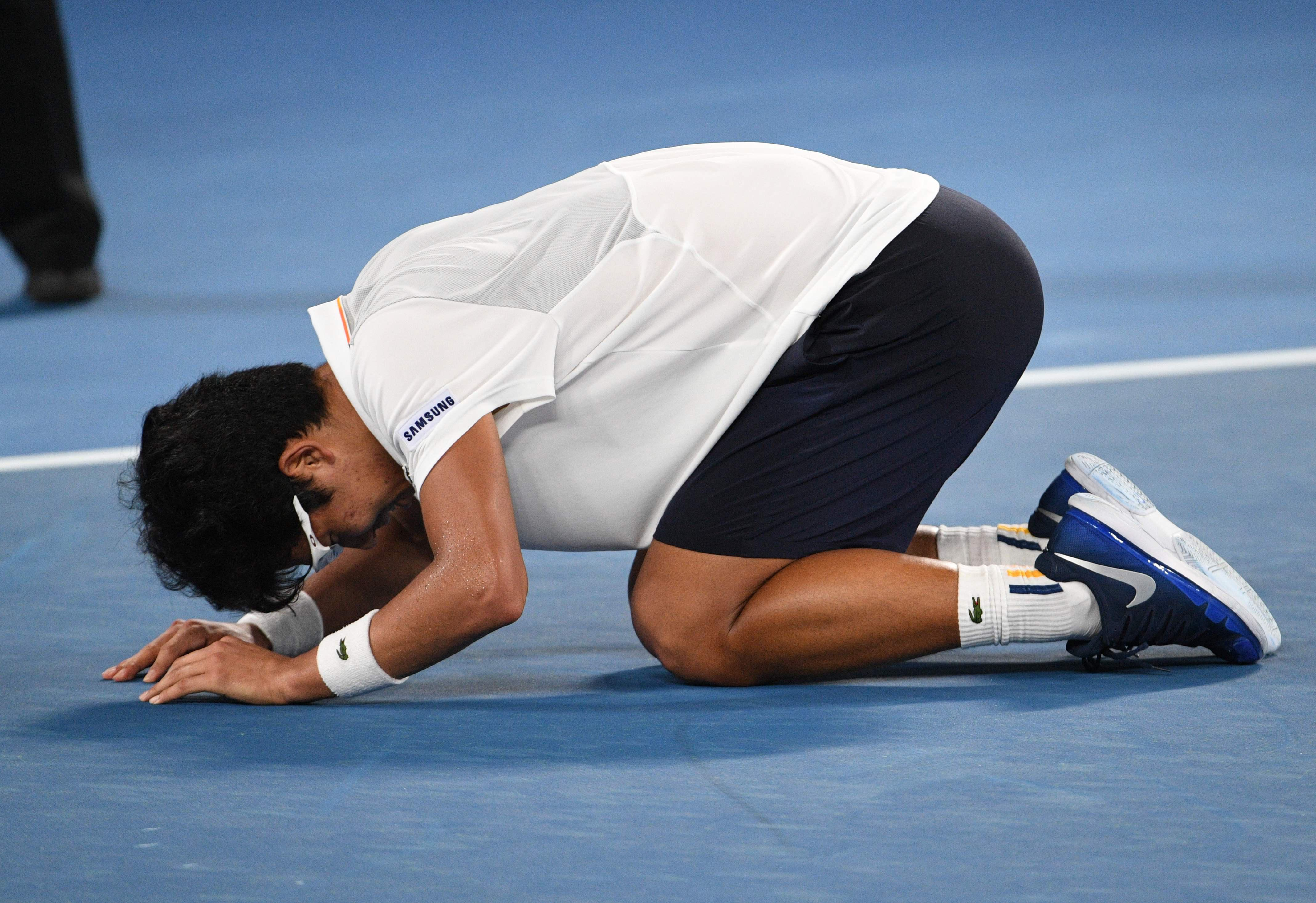 Chung Hyeon has shown some impressive performances at the Australian Open