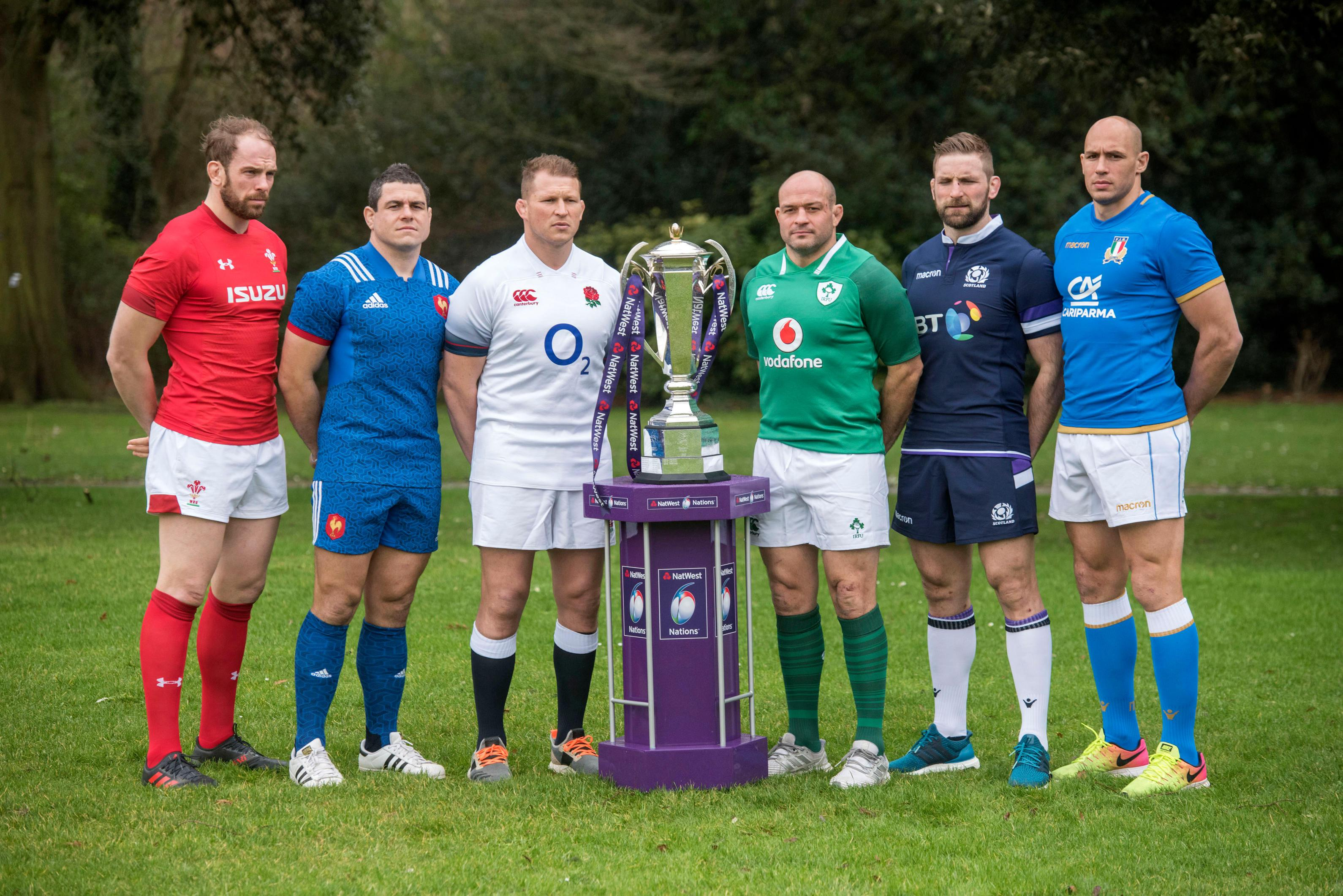 England will defend their Six Nations crown