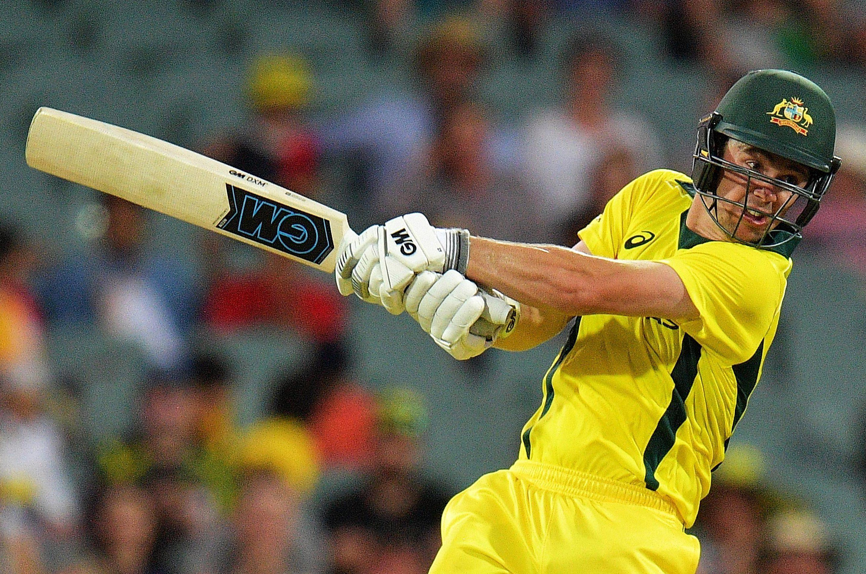 Travis Head helped the Aussies to a three-wicket win by scoring 96