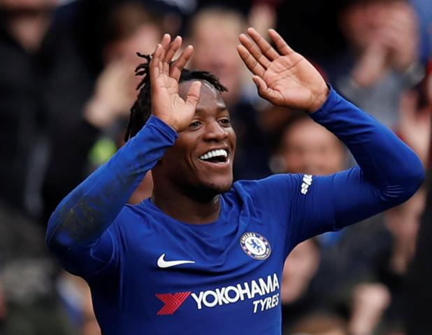 nintchdbpict0003812479341 - Chelsea transfer information: Antonio Conte says he wants to keep Michy Batshuayi at club until the summer