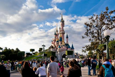 Disneyland Paris is going to be the go-to for Disney fans who like Marvel