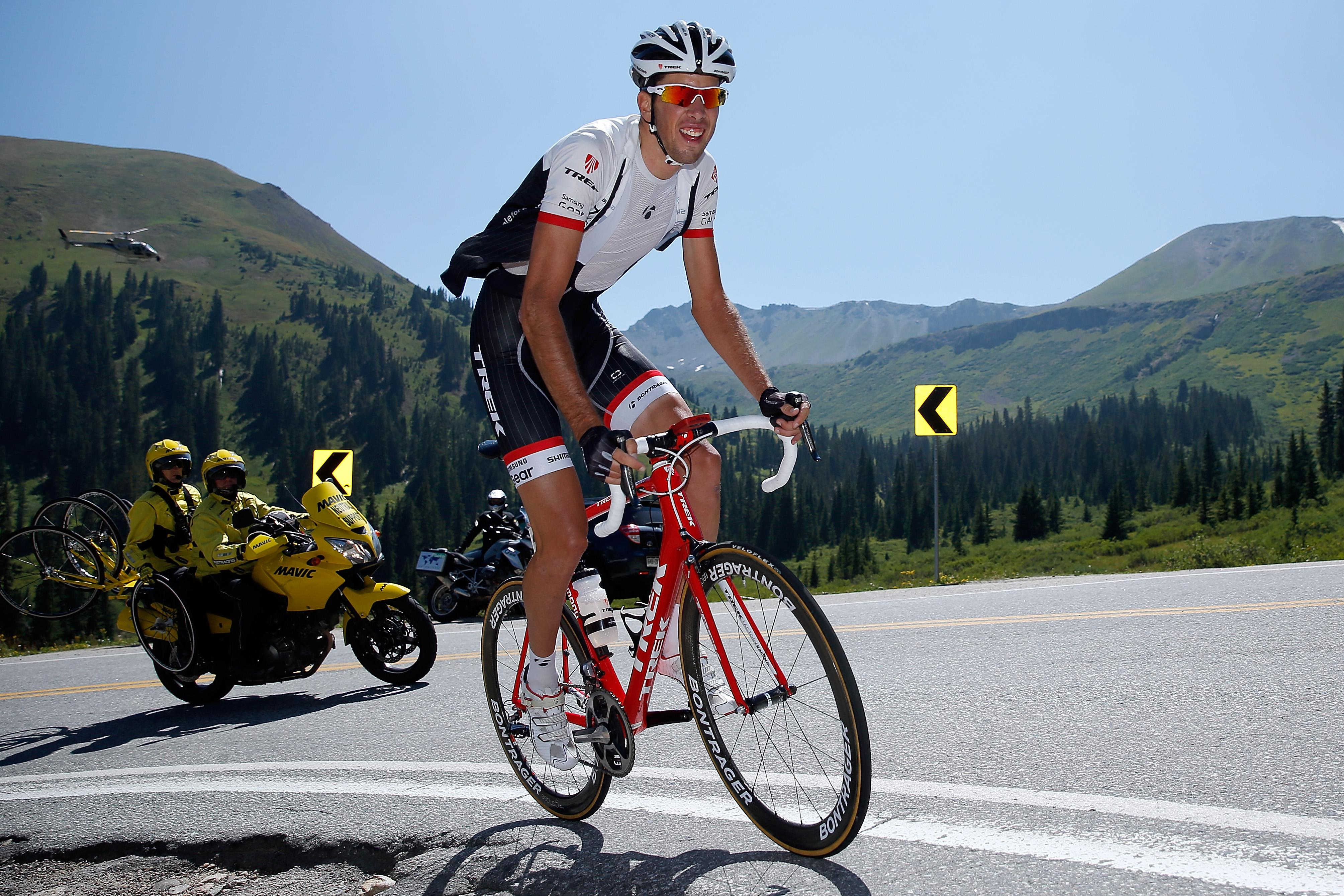Laurent Didier last rode the Tour de France in 2015