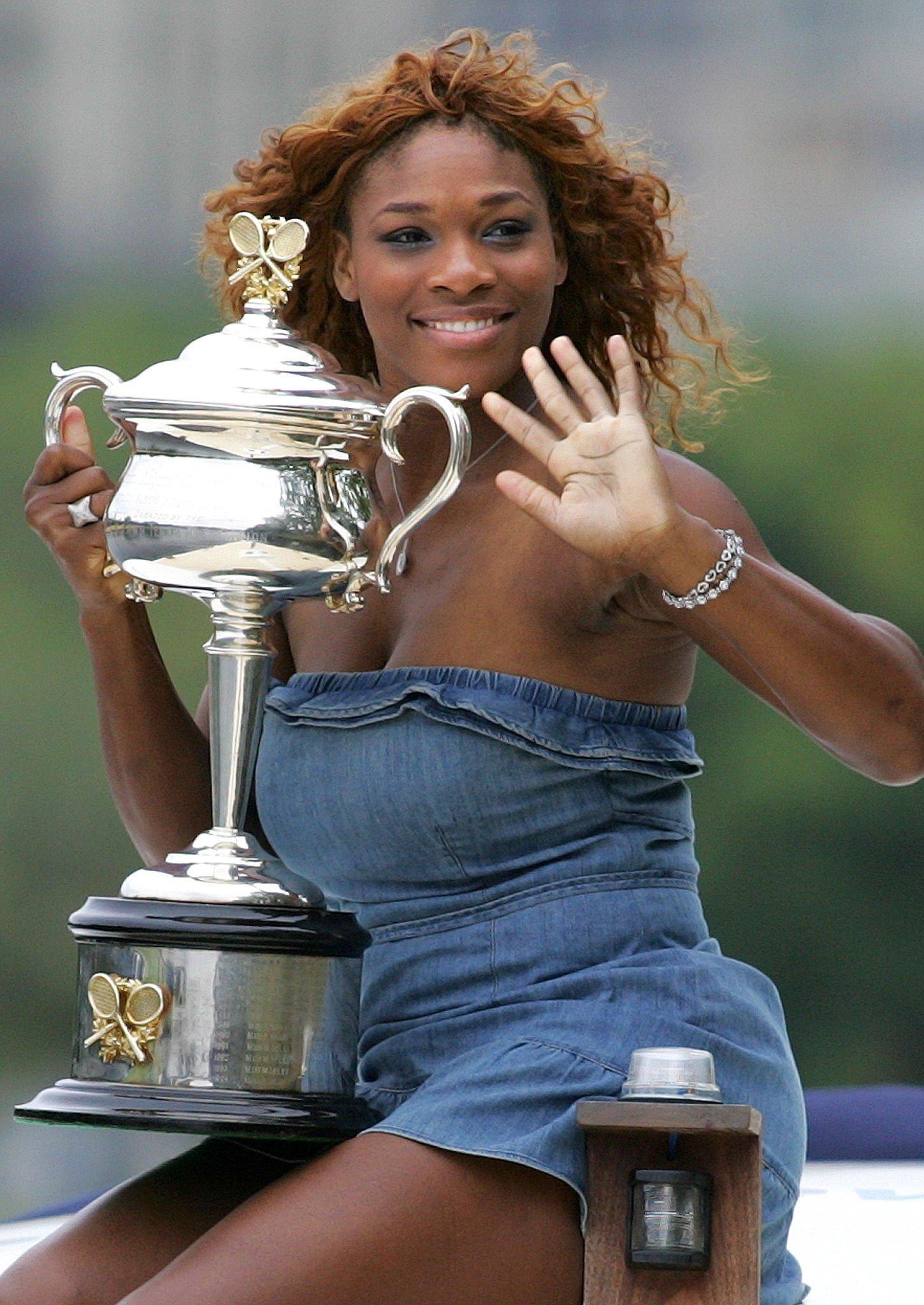 Serena Williams has now won 23 Grand Slam titles, a truly phenomenal achievement