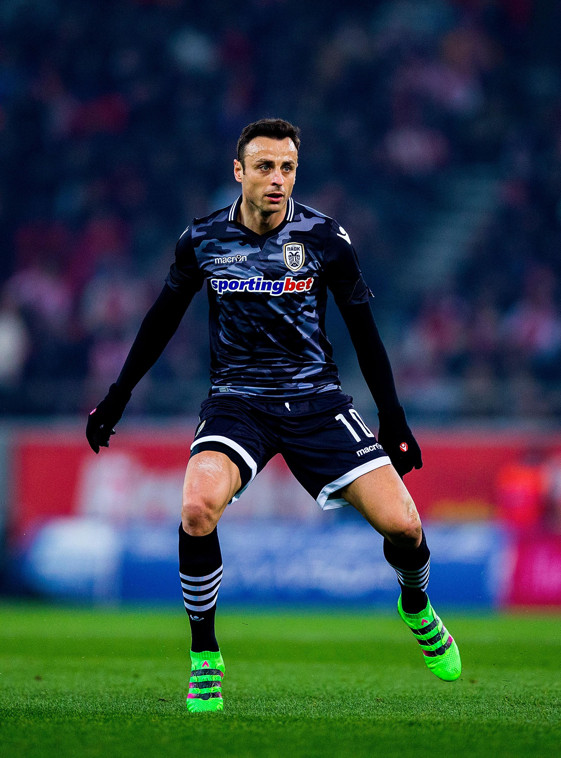 Striker Dimitar Berbatov played in Germany, England, France and is now in India