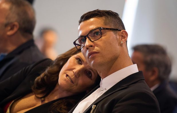 nintchdbpict000280693135 e1518631475751 - Cristiano Ronaldo's mum Dolores sparks frenzy after posting photo of Real Madrid star's 'lookalike' gran