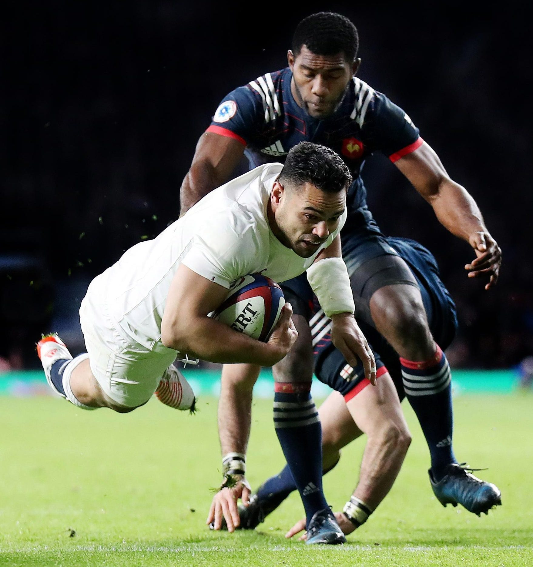 Ben Te'o is targeting a 25th win in 26 games for England under Eddie Jones