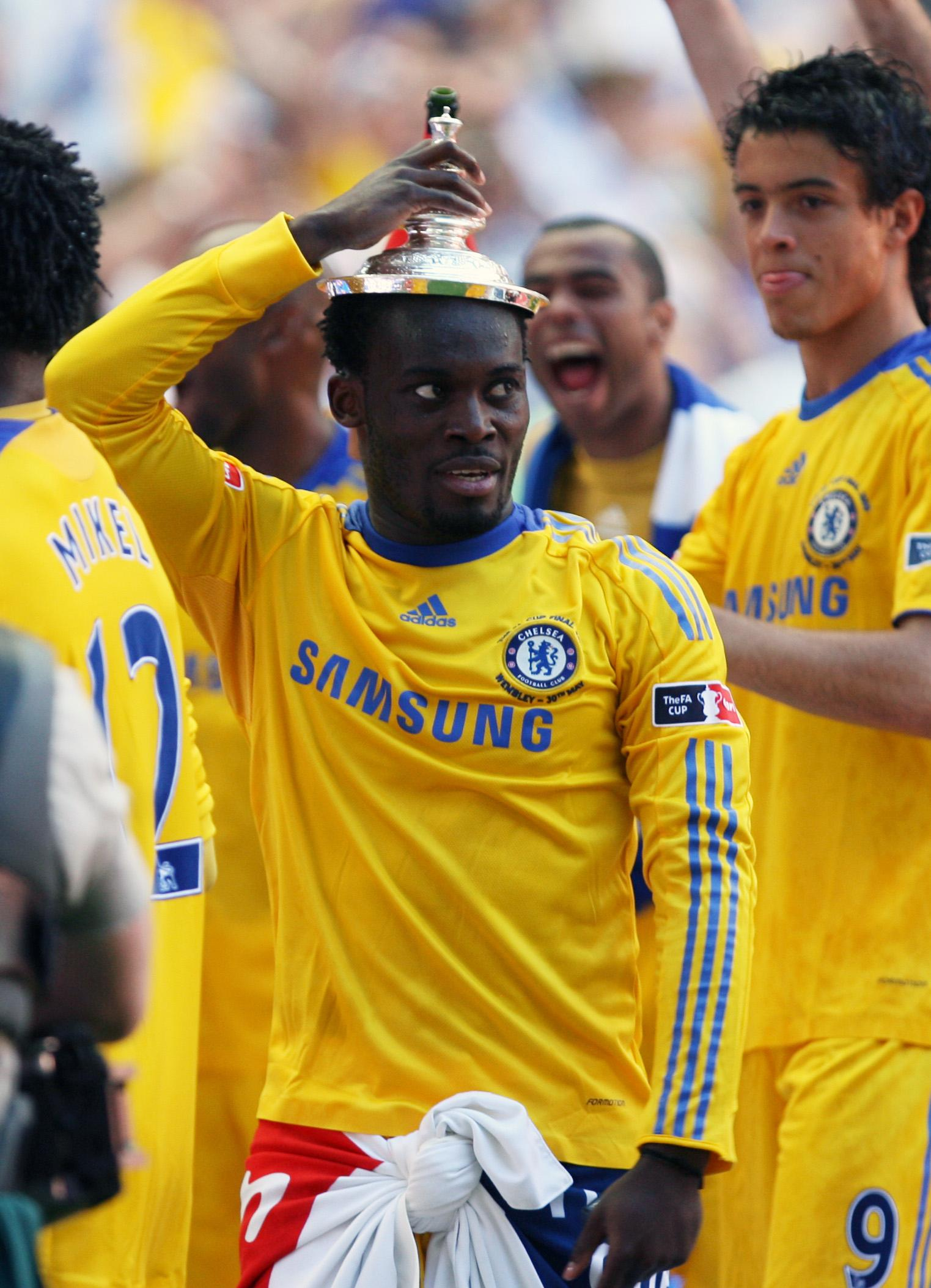 Michael The Bison Essien was a brilliant competitor for Chelsea