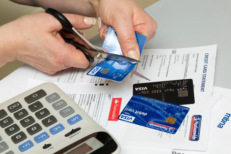 If you've got a couple of different credit cards, you might move your balance around if the right offer appears that will help you save money on interest. New Rules Mean Credit Cards May Be Suspended If Customers Only Make Minimum Repayments