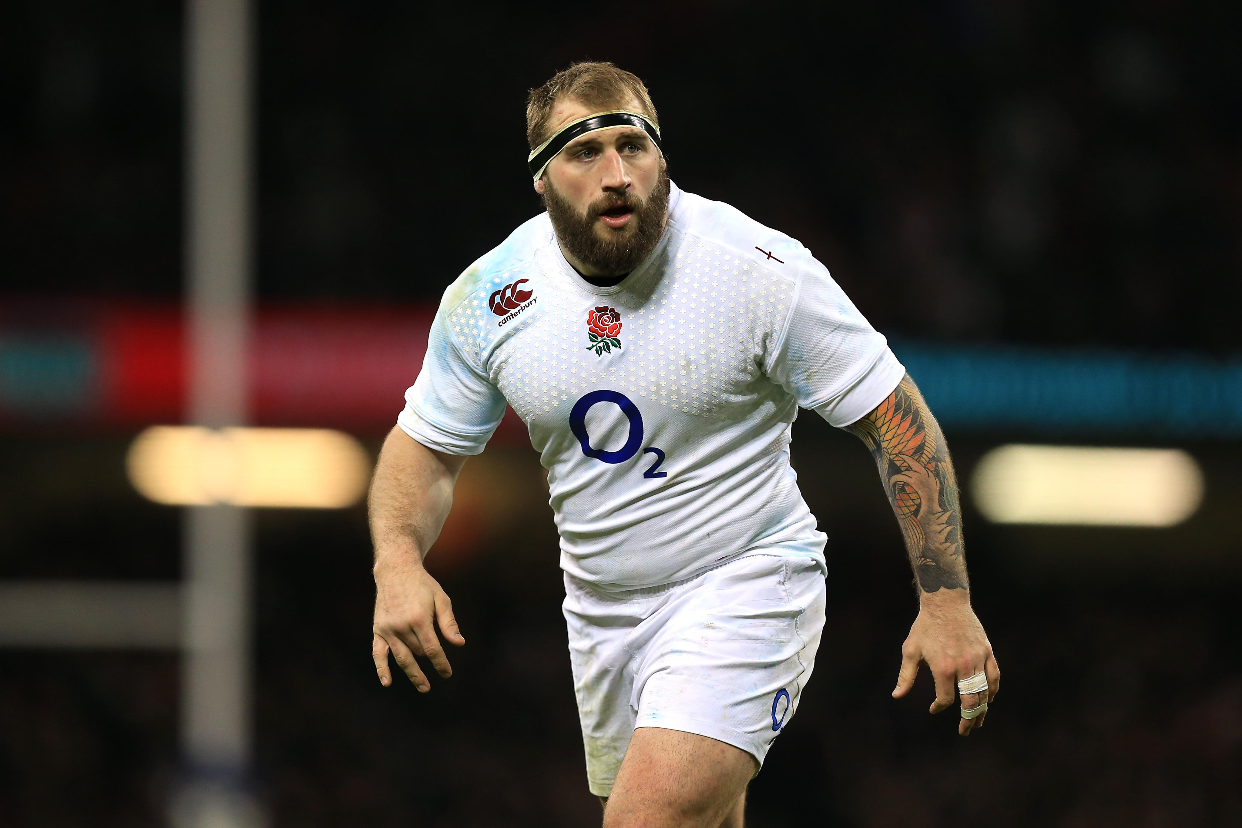 Joe Marler is a regular room-mate for England Harlequins colleague Care