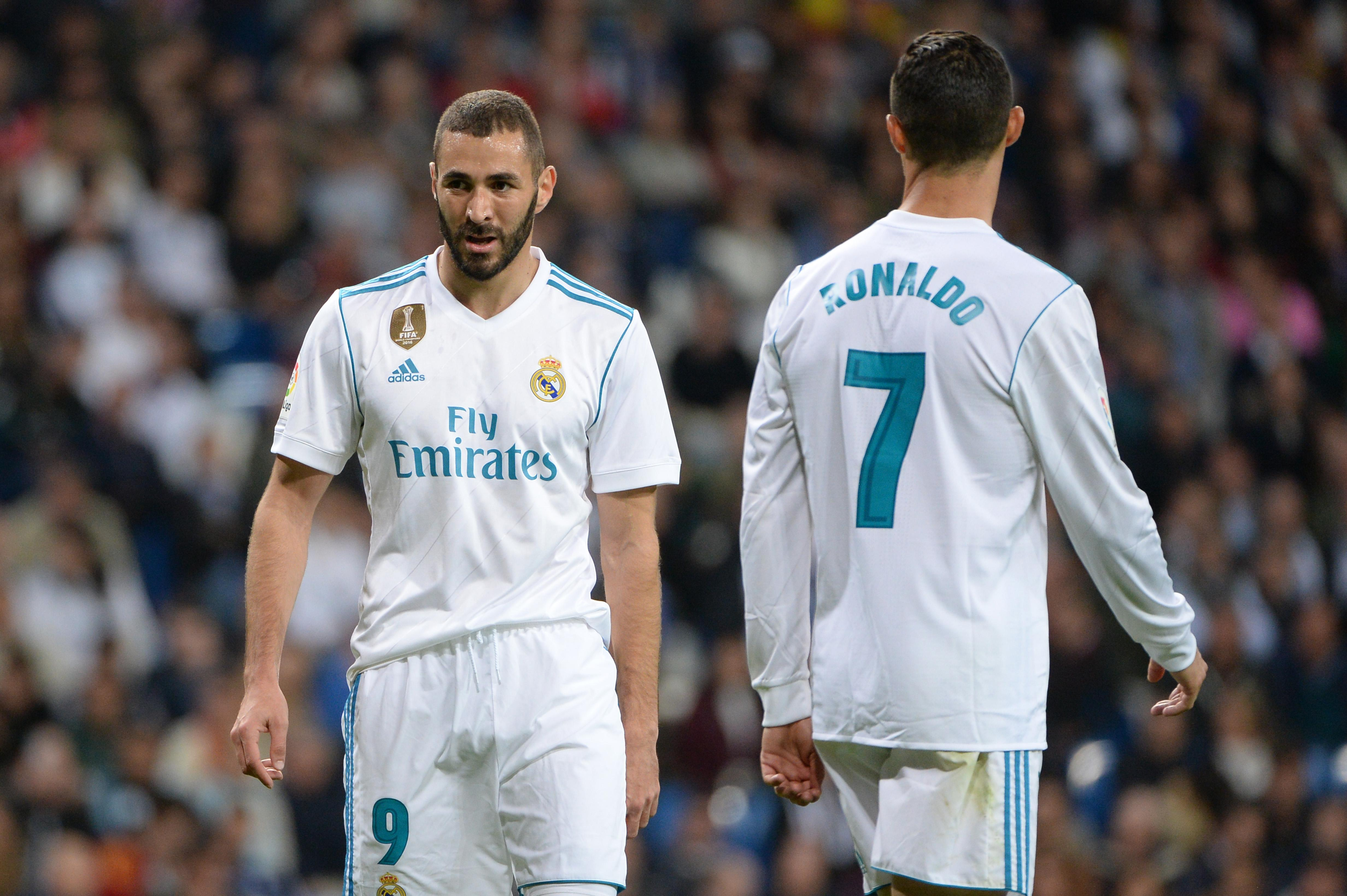 Karim Benzema and Cristiano Ronaldo could leave Real Madrid in summer