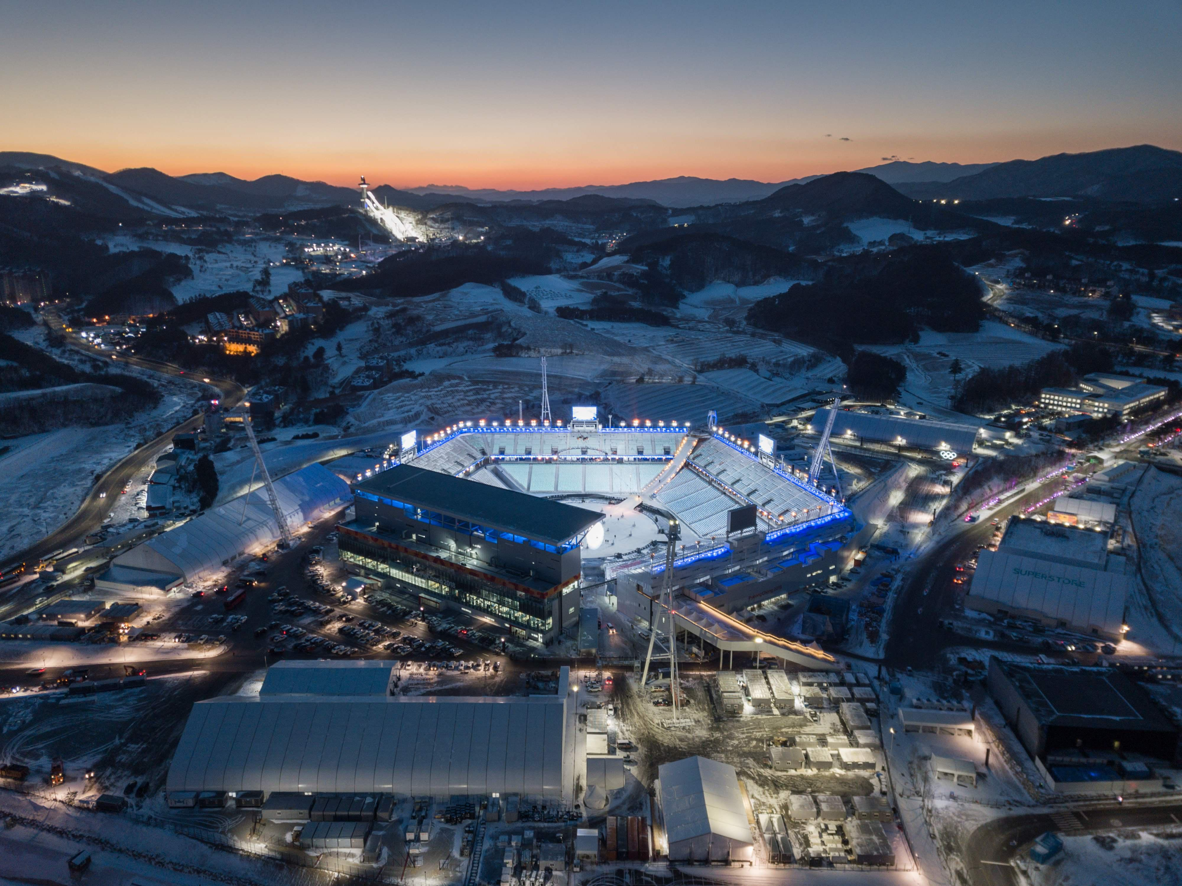 The Winter Olympics will begin on Friday in Pyeongchang
