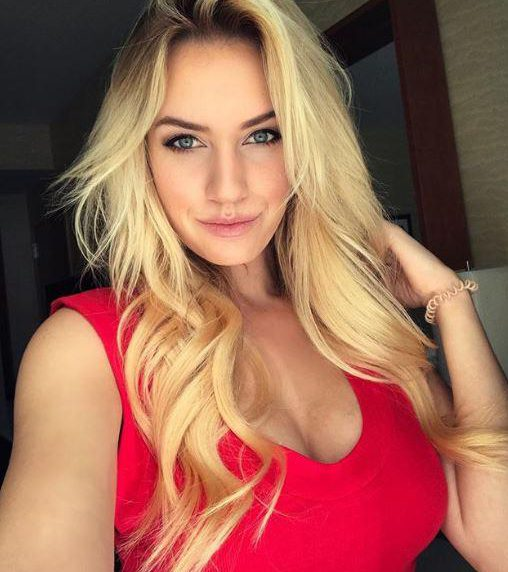 Paige Spiranac says golf is old-fashioned and some critics have gone too far